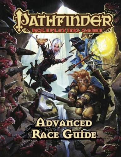 Pathfinder Roleplaying Game: Advanced Race Guide (Pathfinder Game Roleplaying)