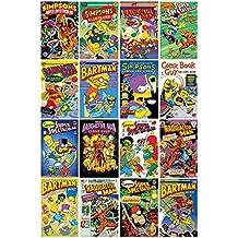 GB eye LTD, The Simpsons, Comic Covers, Maxi Poster, 61 x 91,5 cm