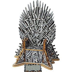 Juego de Tronos- Game of Thrones Puzzle 3D de Madera, 56 Piezas (Educa Borrás 17207) 1