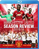 Manchester United Season Review 2015/16 [Blu-ray]