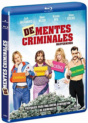 De-Mentes Criminales [Blu-ray]