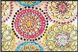 Wash&Dry Fußmatte Vintage Fresko 50x75 cm