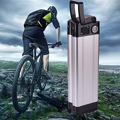Landcrossers bici elettrica litio 24V 10.4Ah Li-Ion per biciclette elettronica con alimentazione dispaly + Low self Discharging