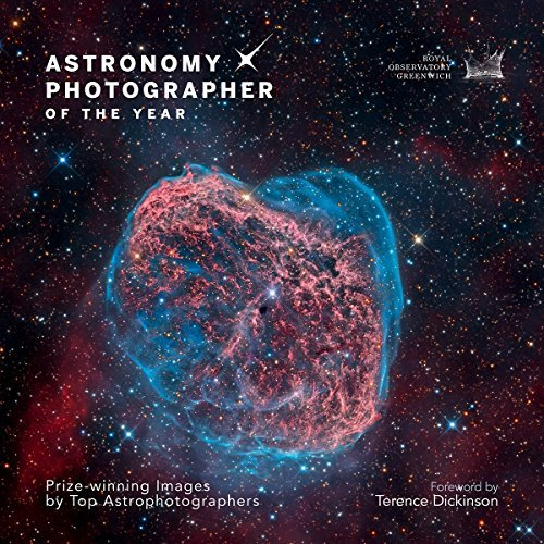 Astronomy Photographer of the Year: Prize-winning Images by Top Astrophotographers by Firefly Books (2015-08-07)
