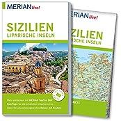 MERIAN live! Reiseführer Sizilien Liparische Inseln: Mit Extra-Karte zum Herausnehmen