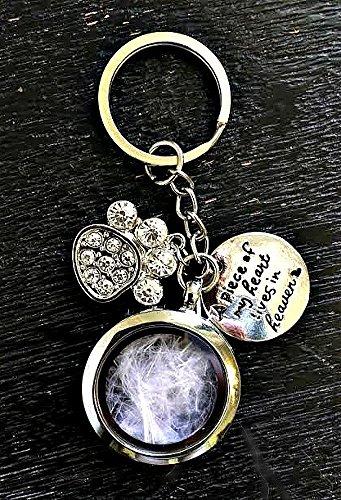 pet-loss-memorial-keychain-fur-memory-locket-pet-death-keyring-sympathy-beloved-dog-condolences-deat