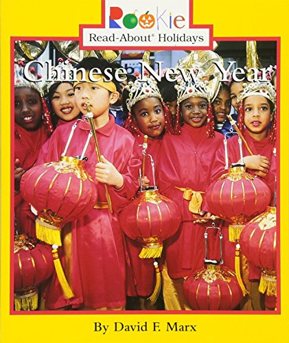 CHINESE NEW YEAR (Rookie Read-About Holidays)
