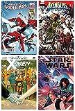 Set of 10 Marvel Comics (Spiderman, Xmen, Avengers etc) Assorted Collection