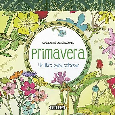 Primavera Un Libro Para Colorear Mandalas De Las Estaciones Pdf