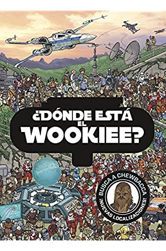 Star Wars. Dónde está el Wookiee 2