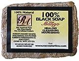 RA Cosmetics 100% African Black Soap - M...