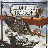 Fantasy Flight Games Eldritch Horror: Dağlar Çılgınlık Board Oyun Genişletme