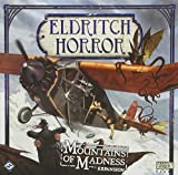 Image for board game Fantasy Flight Games  Eldritch Horror: Mountains of Madness Board Game Expansion