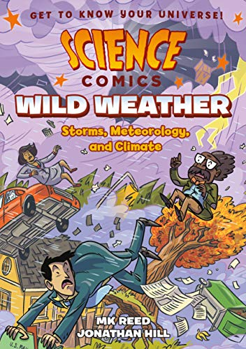 Science Comics por MK Reed