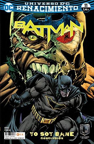 Batman núm. 66/ 11 (Renacimiento) (Batman (Nuevo Universo DC)) por Tom King