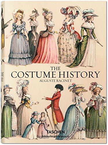 Racinet. Costume History