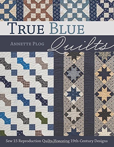 Bow Tie Applique (True Blue Quilts: Sew 15 Reproduction Quilts Honoring 19th-Century Designs)