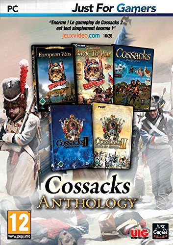 Cossacks - Anthology