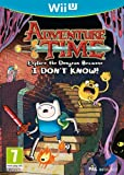 Adventure Time: Explore the Dungeon Because I don't know (Nintendo Wii U) [UK IMPORT]