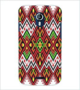 PRINTSWAG PATTERN Designer Back Cover Case for MICROMAX A117 CANVAS MAGNUS
