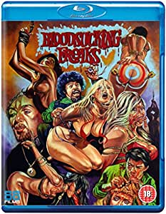 Bloodsucking Freaks - Extreme Uncut Collector's Edition [Blu-ray]