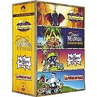 Paramount Collection Animation: La famille Delajungle, le film + Jimmy Neutron, un garçon génial + Les Razmoket, le film + La ferme en folie