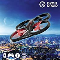Euroweb Replacement Remote Control Drone with 4 Blades - Compare prices on radiocontrollers.eu