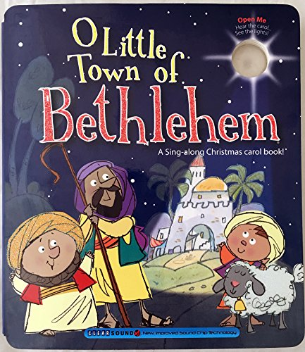 O Little Town of Bethlehem (Christmas Carol Book)