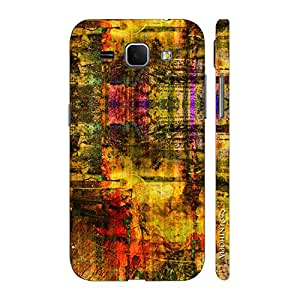 Enthopia Designer Hardshell Case Colour Grunge Back Cover for Samsung Galaxy Core Plus