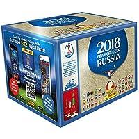 Panini WM Russia 2018 - Sticker - 1 Display deutsche Ausgabe