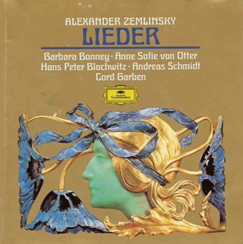 Zemlinsky-Bonney-Lieder