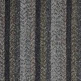 Fabulous Fabrics Wollstoff Fischgrat – anthrazit —