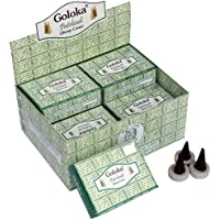 Goloka Duftkegel, Duft Patschuli, 12 Stück preisvergleich bei billige-tabletten.eu