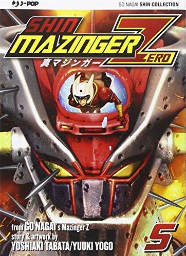 Shin Mazinger Zero: 5 (J-POP) por Go Nagai