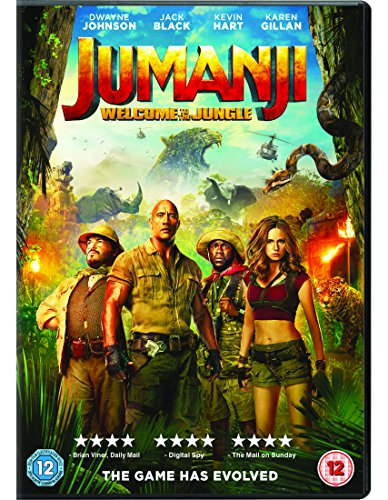 Picture of Jumanji: Welcome To The Jungle [DVD] [2017]