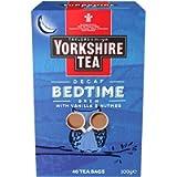 Yorkshire Tea Bedtime Brew Tea Bags, Pack of 4 (Total of 160 Tea Bags)