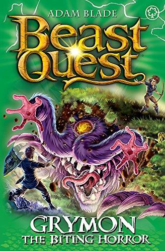Grymon the Biting Horror: Series 21 Book 1 (Beast Quest)