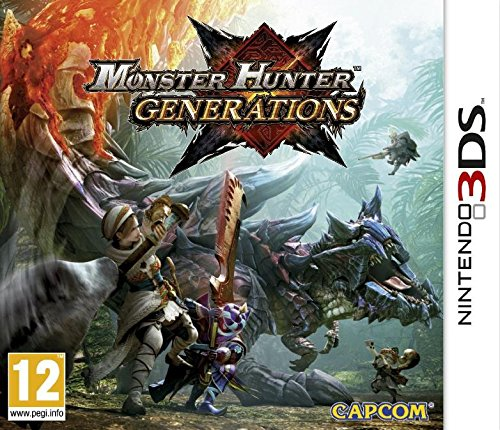 Monster Hunter Generations lowest price
