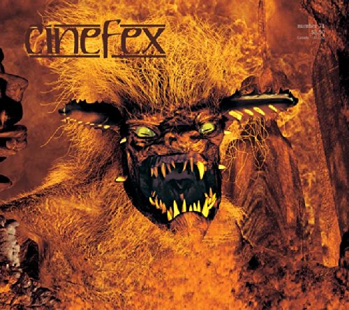 Cinefex - Number 71 - September 1997 (Spawn, Batman & Robin, Volcano, Contact, Speed 2)