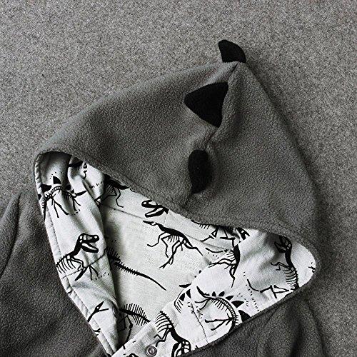 Baby Coats, Rcool Children Kids Boy Coat Jacket Warm Winter Hot Hooded Boy Dinosaur Clothes Outwear