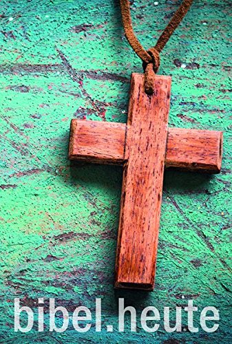 NeÜ bibel.heute -Standard- Motiv Holzkreuz