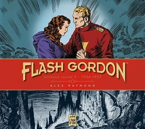 Flash Gordon, Tome 1 : Intégrale 1934-1937