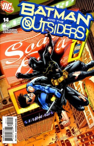 Batman and the Outsiders, Vol. 2 #14