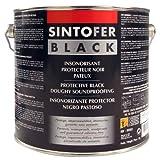 Black insonorisant protecteur noir pateux 3Kg : Sintofer
