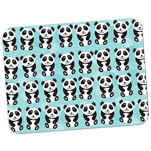 rows-of-black-white-pandas-premium-quality-thick-rubber-mouse-mat-pad-soft-comfort-feel-finish