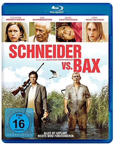 Schneider vs Bax [Blu-ray]