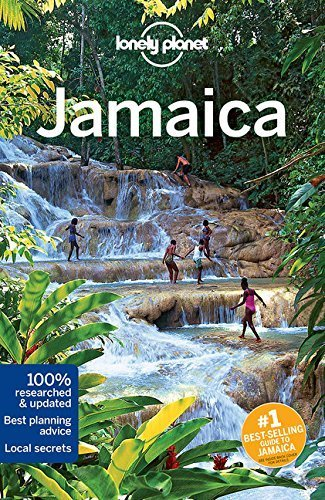 Lonely Planet Jamaica (Travel Guide) 7th edition by Lonely Planet, Clammer, Paul, Sainsbury, Brendan (2014) Paperback