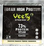 Veety Protein Shake - der 4in1 Mix (Vanille)   Reisprotein, Erbsenprotein,...