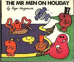 The Mr Men on Holiday: Amazon.co.uk: Books