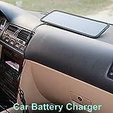 AUDEW Panel Solar Cargador de Bateria Power Coche Barco 12V 5W Portatil